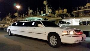 location limousine avec chauffeur à Cannes