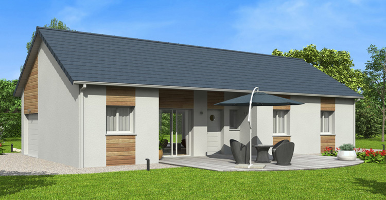 construire une maison en bois en kit