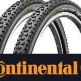En toute confiance avec des pneus vtt Continental