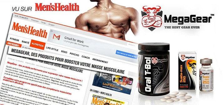 Produits de musculation efficaces