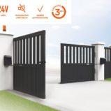 Motorisation portail solaire : pratique et économique !