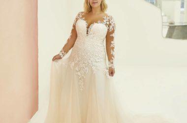 robe de mariée taille xxl